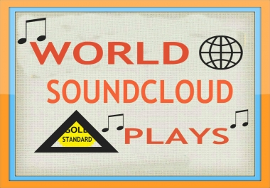 add 100 000 Plays At SoundCloud, Split Up To 10 Songs