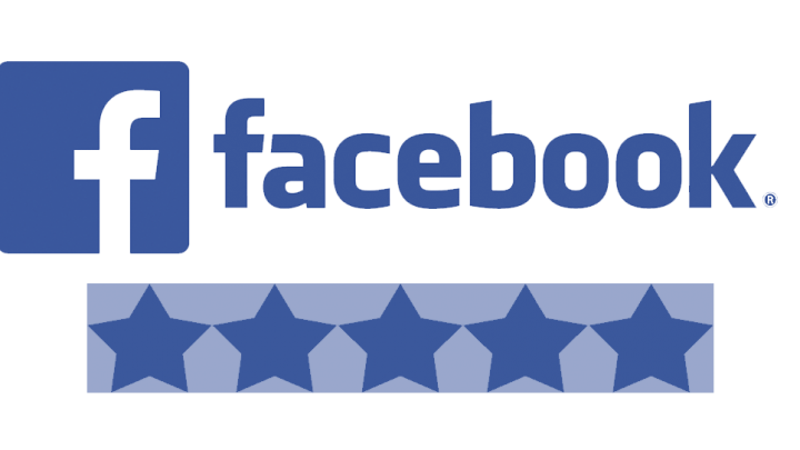 give you 200 facebook 5 star page rating