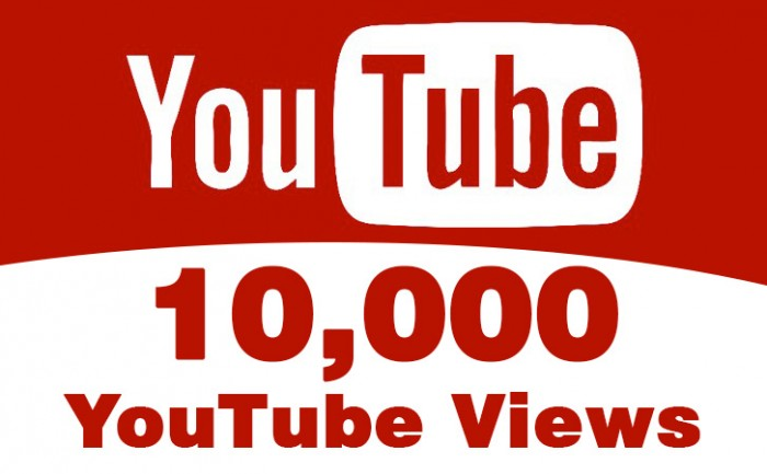 Provide you 10,000 High Quality youtube Views 100% safely.