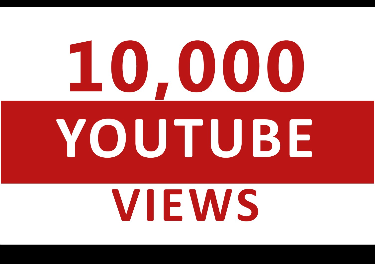 Provide 10,000 Quality Youtube Views