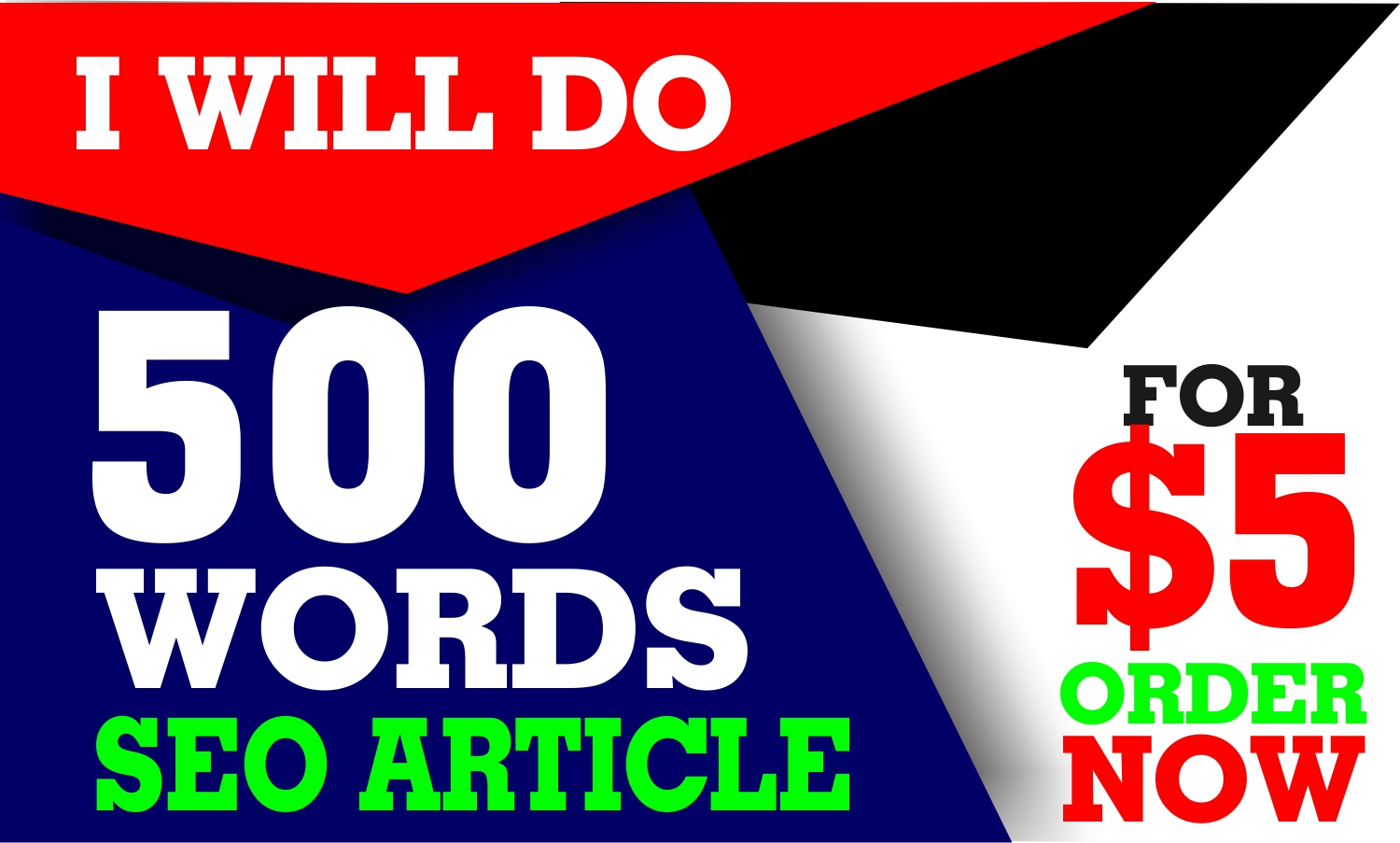 write original SEO article of 700 words