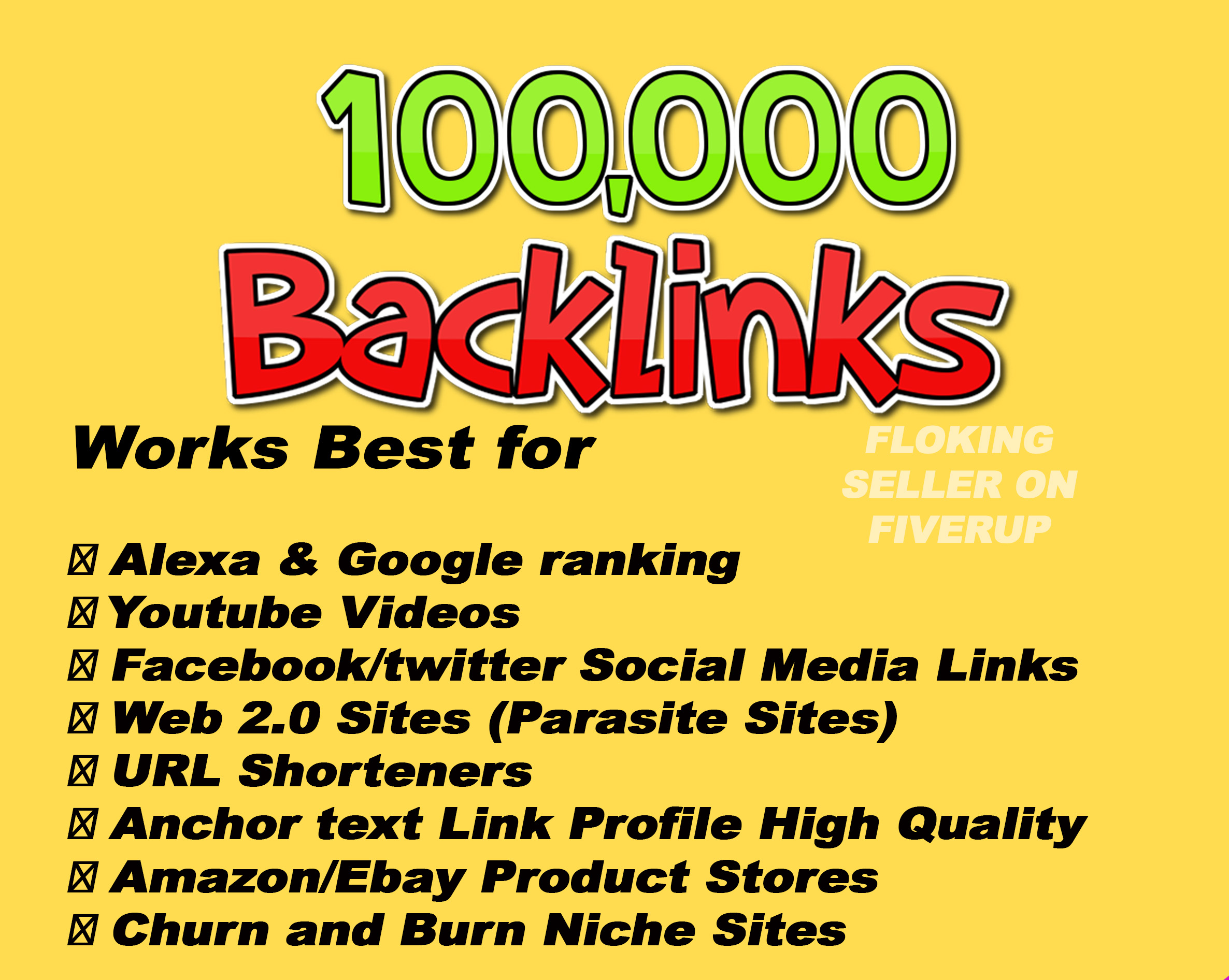100,000 DoFollow Backlinks Boost Your Google and Alexa Ranking Live Report