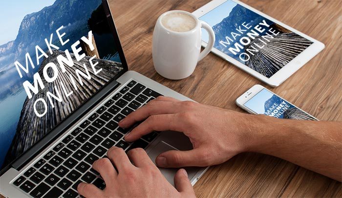give you an eBook that shows you how to make money online
