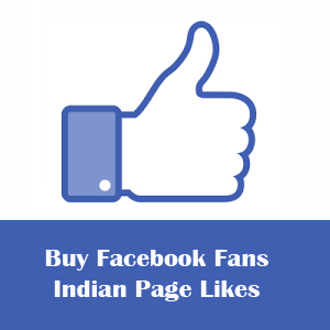 provide 1000+ Indian Facebook Page Likes