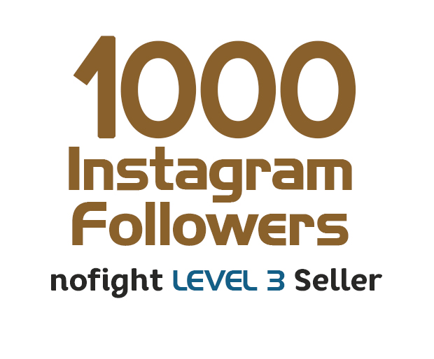 I will add stable 1000 instagram followers HQ in 48 hours
