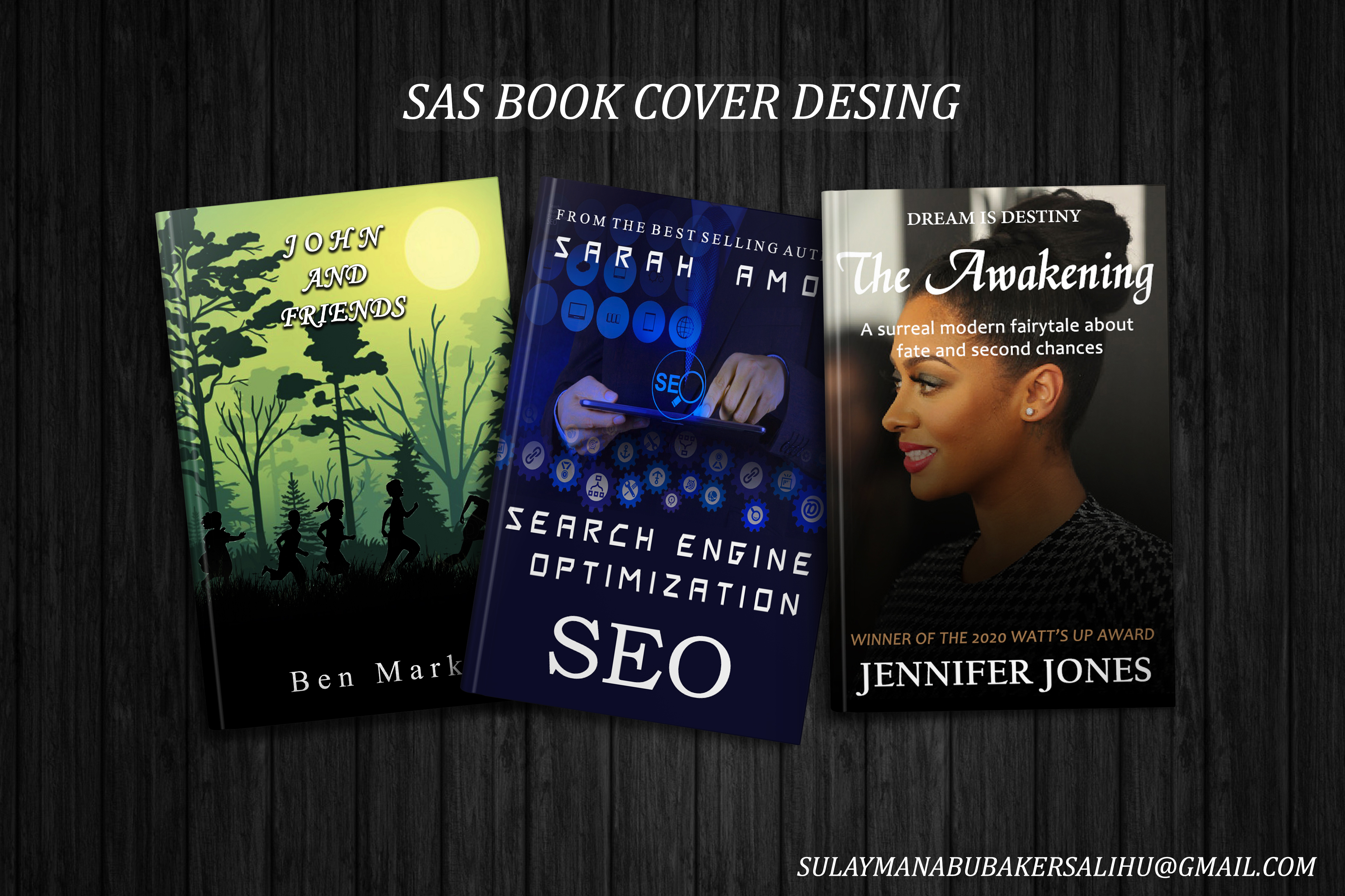 Design an Eye Catching Book Cover