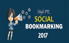 create 55 high pr social bookmarking