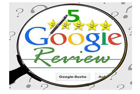 Post 5 star google review