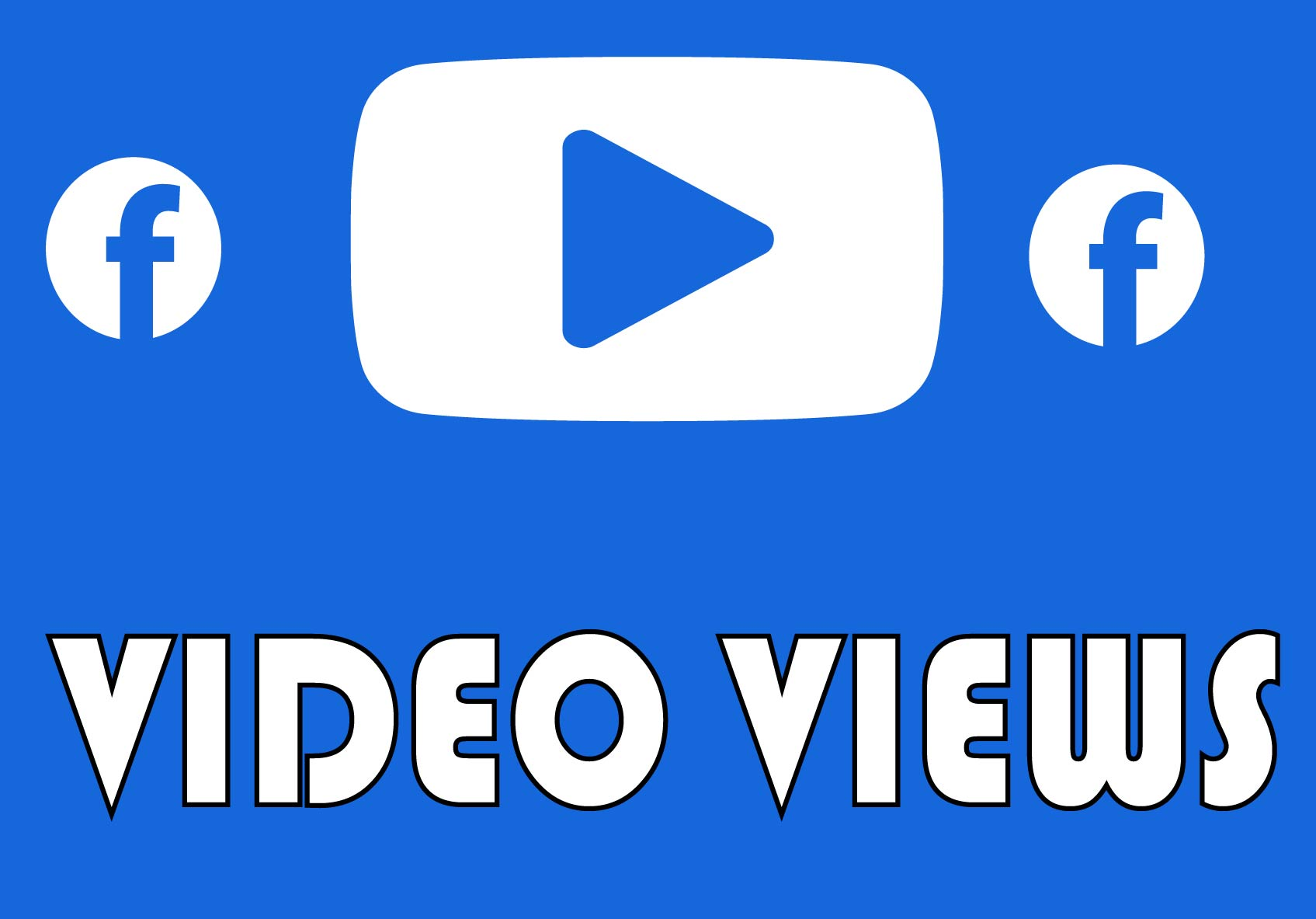 Add 50,000 FB VIDEO VIEWS