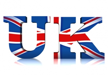 give 10k UK web traffic