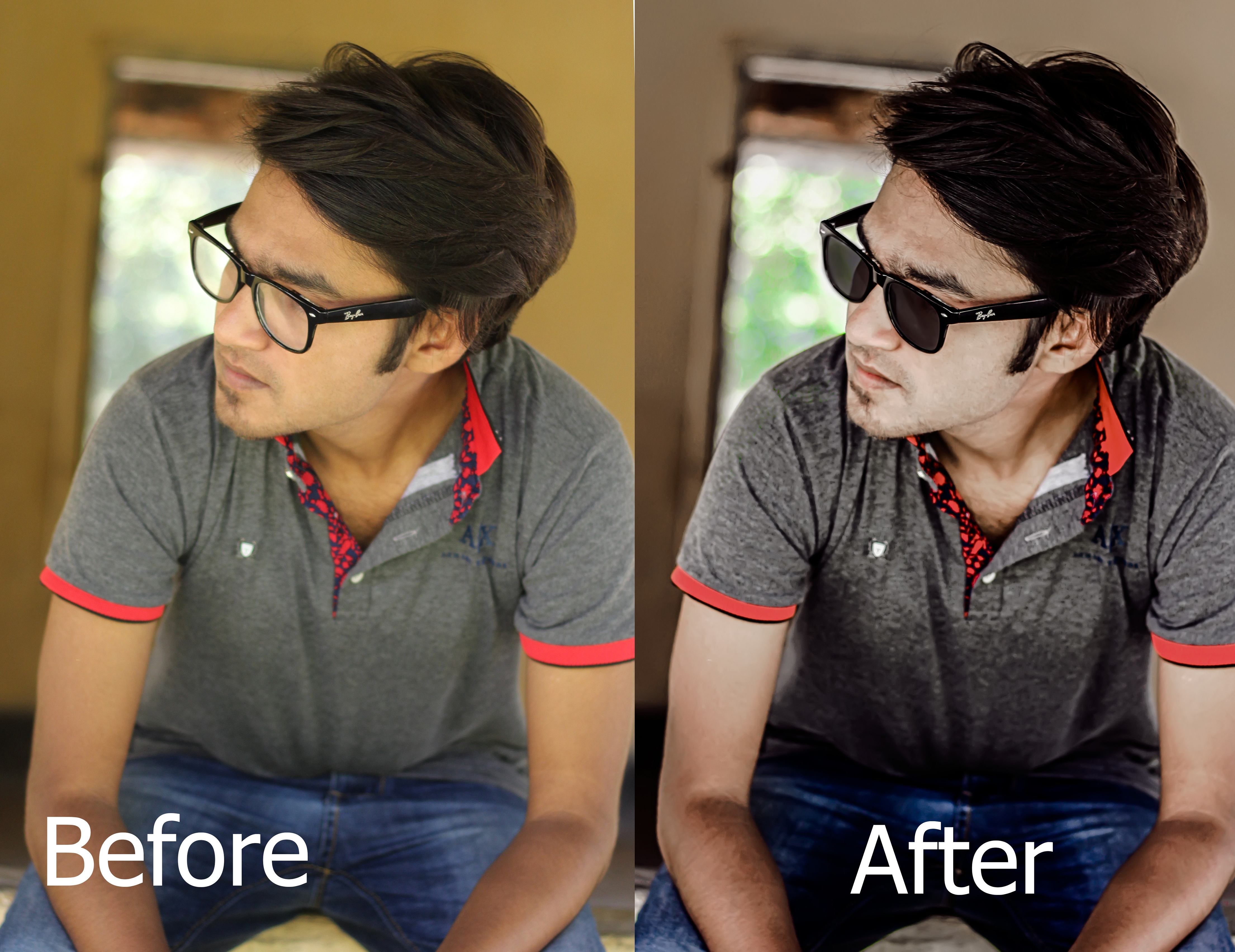 Do Advance Photo Retouching And Color Correction For You