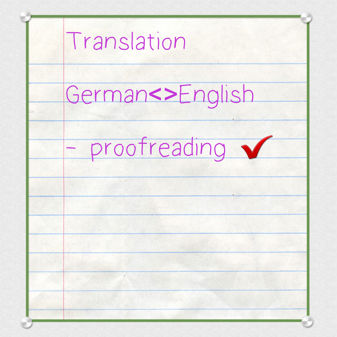 translate German to English and vice versa