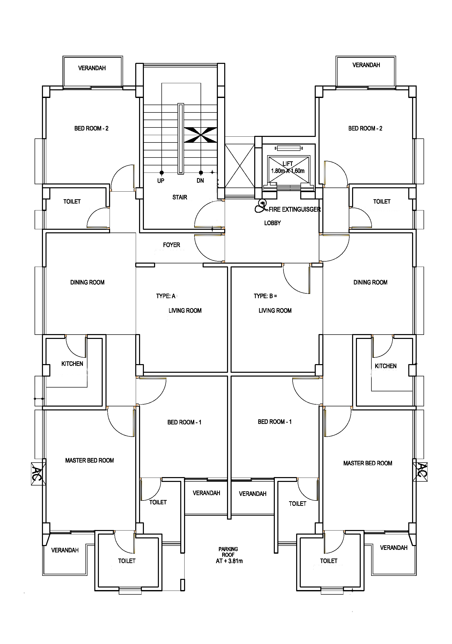 design architectural floor plan