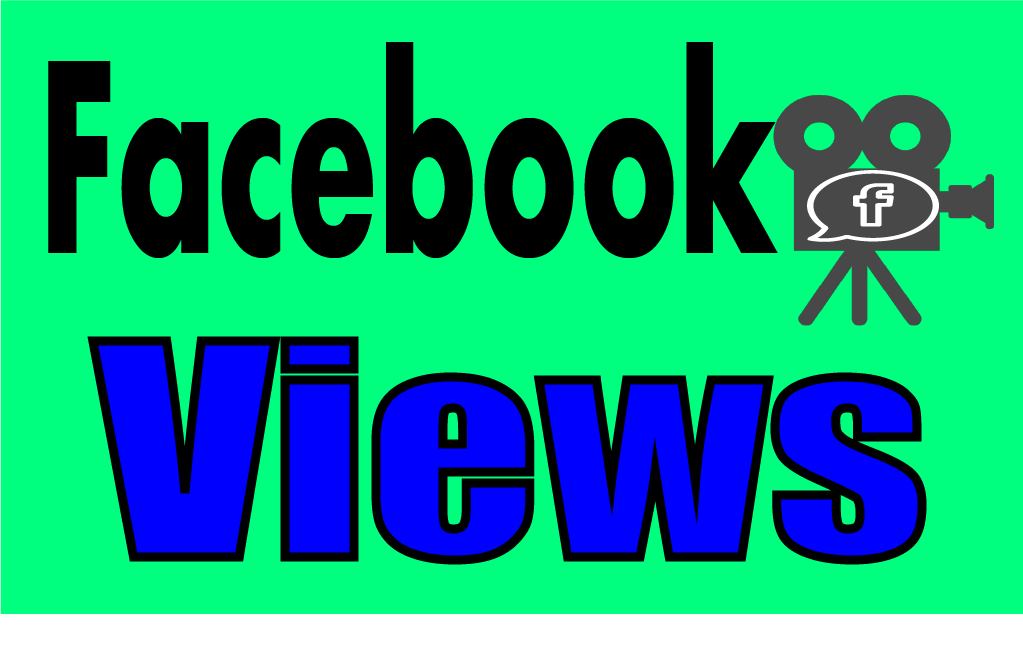 add You Real 35,000+ facebook video views