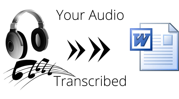 transcribe your audio files up to 15 minutes