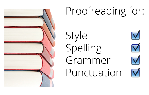 proofread and edit your documents - up to 5 pages