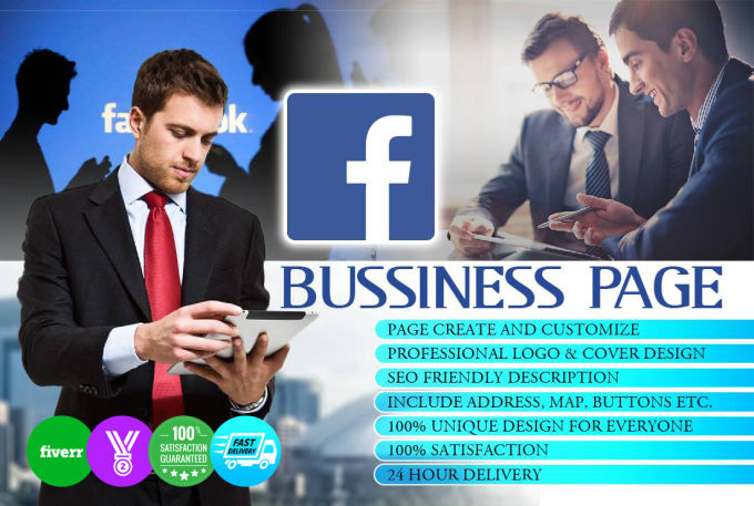 Set Up A Professional Looking Facebook Page For Your Business