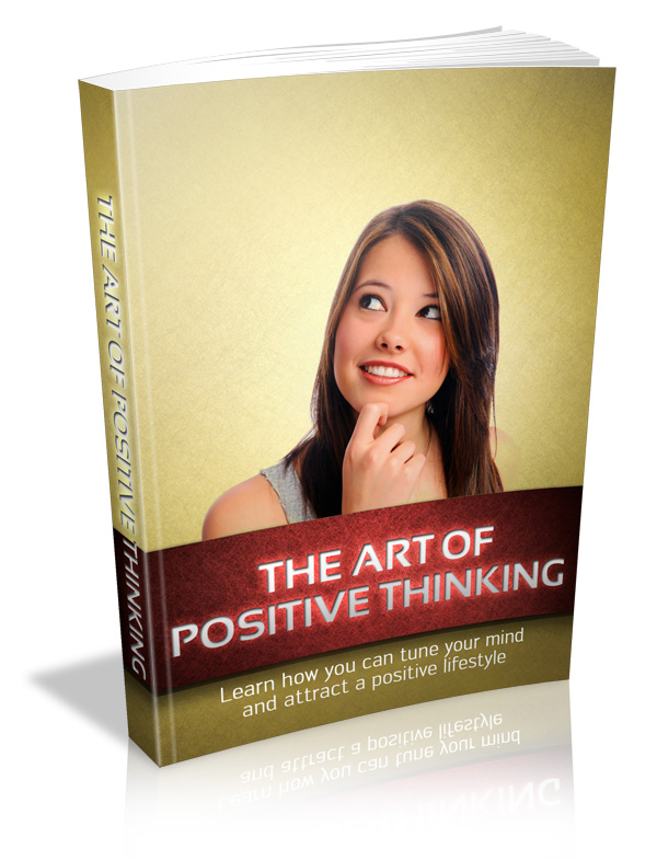 give 5 E Books containing hundreds of positive thinking tips