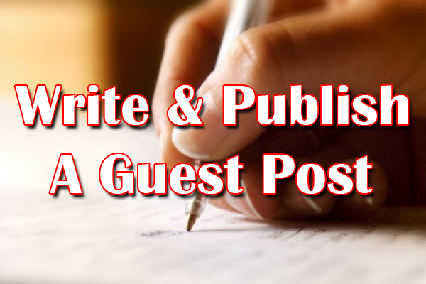 Write and Publish A Niche Guest Post On High DA/PA Website