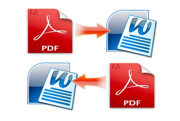 Convert PDF To Word And Pdf to word