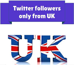 Give you 1,000+High Quality (Uk) twitter followers followers