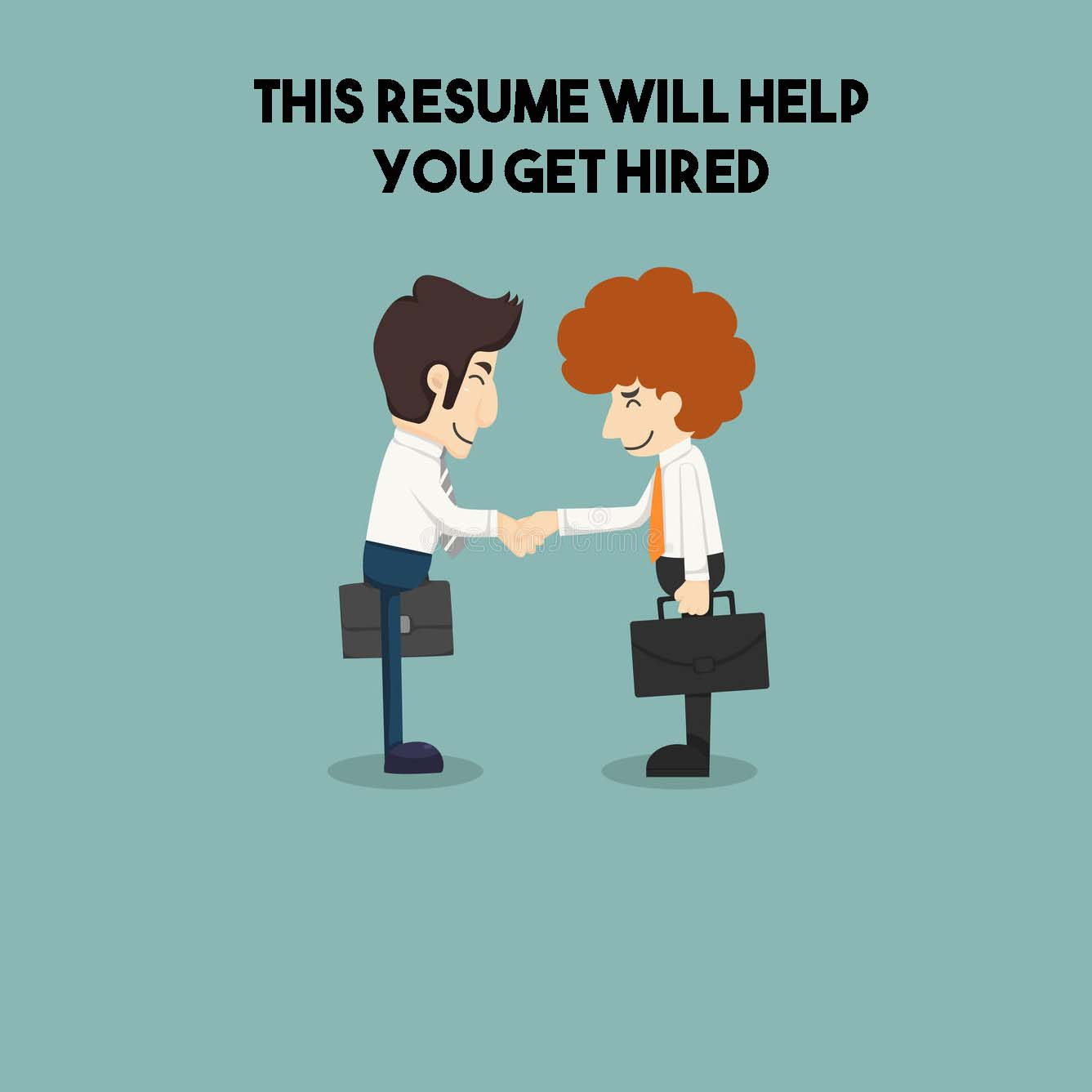 write effective resume and cv