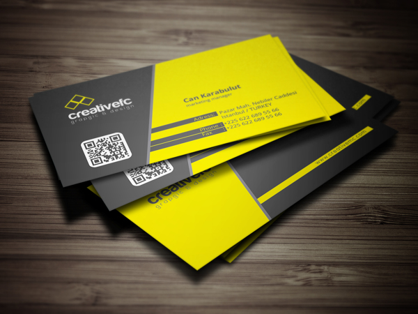 Design A Engaging Business Card And Stationary For You