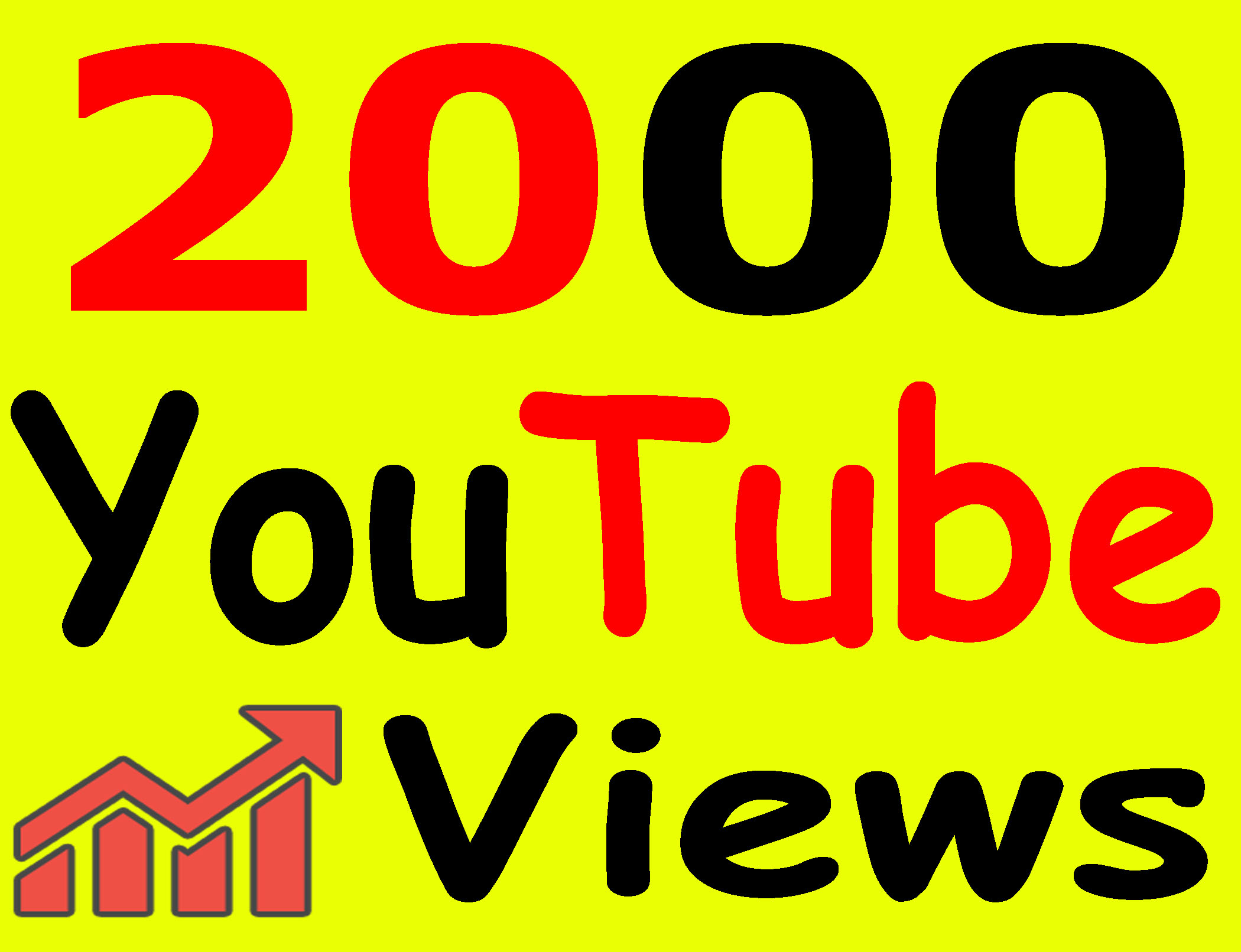 2000 To 2500 Views High Quality Views Fully safe instant start