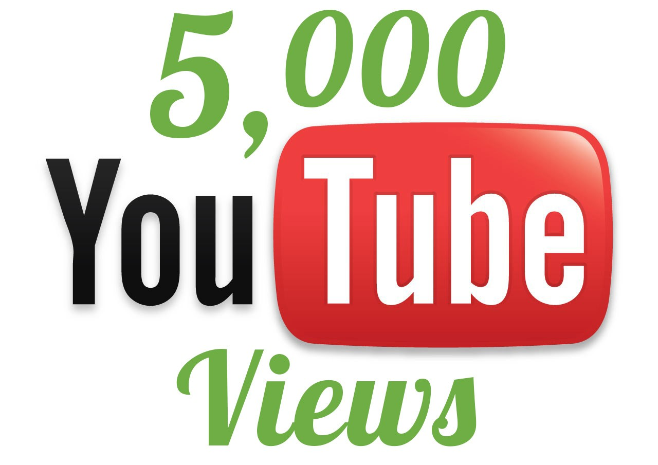 Providing 5000 High retention youtube views