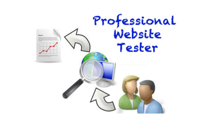 test your website and app from a to z