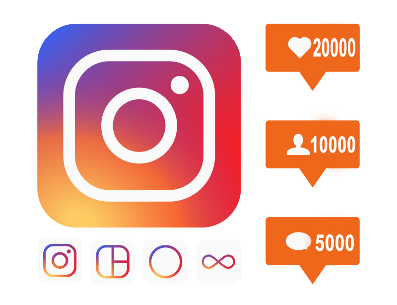 give you 4000 Instagram Followers HQ ultra Fast