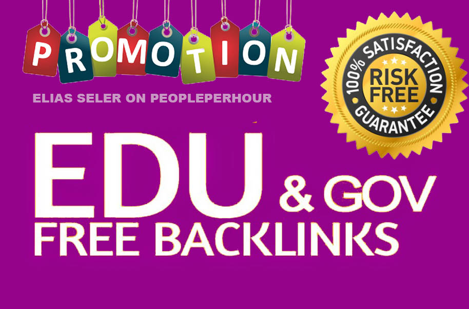 provide 150 edu high authority backlinks