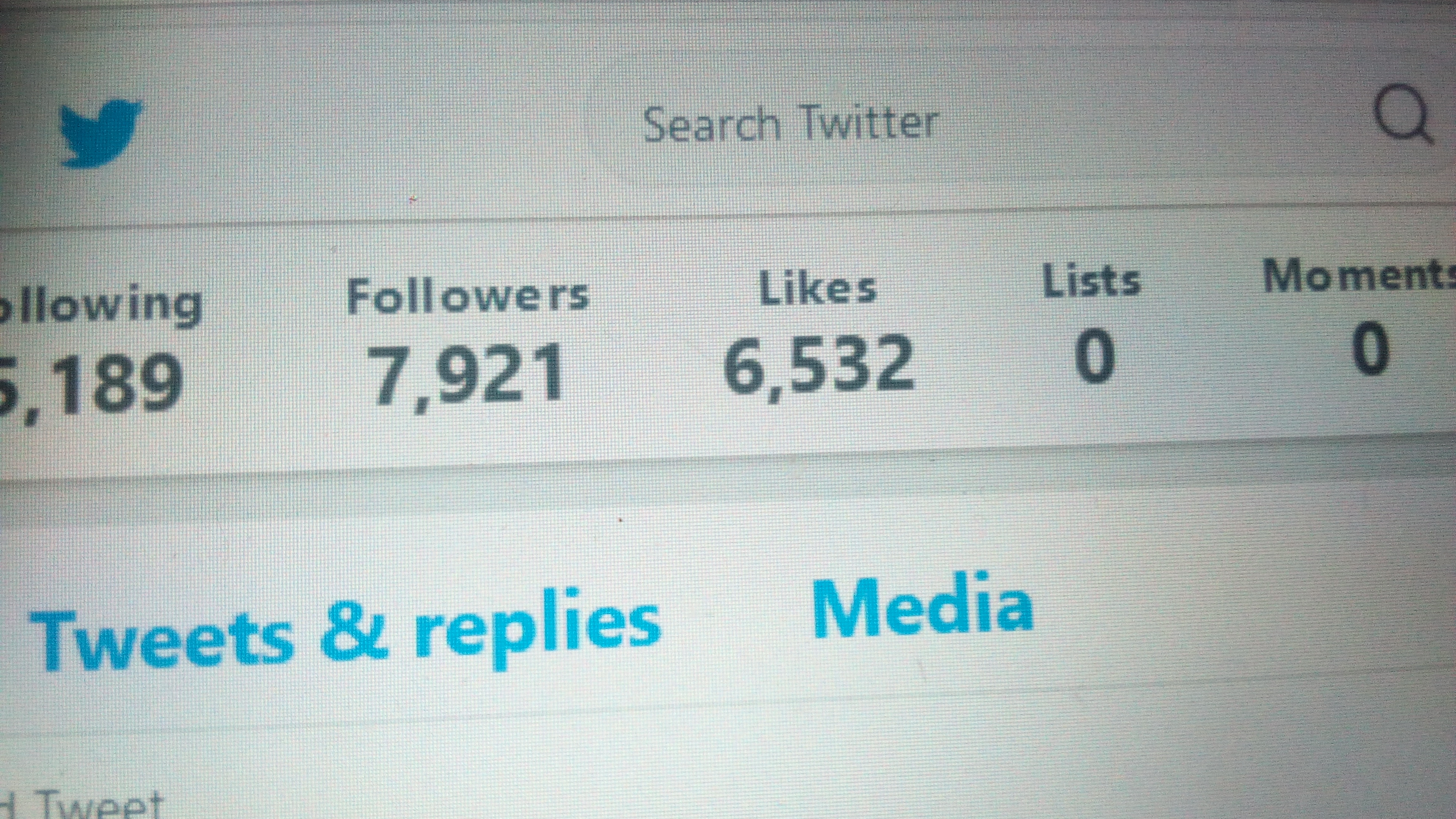 promote your business on my  twitter account with 7kplus active followers for