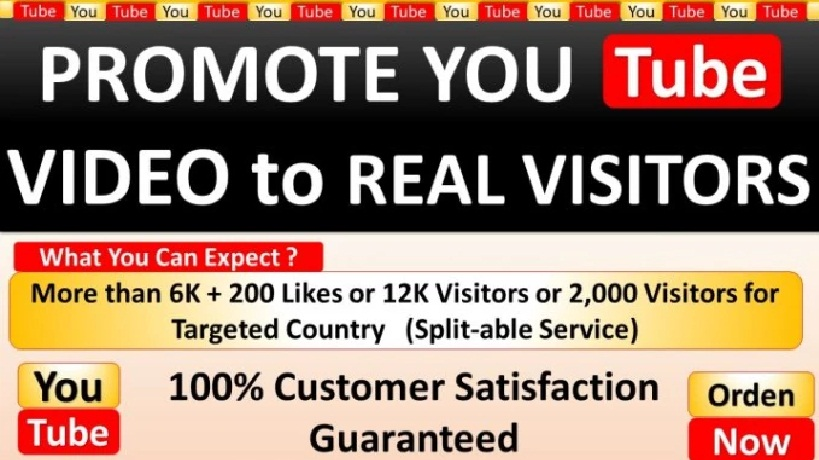 rank your video, traffic with seo, real views