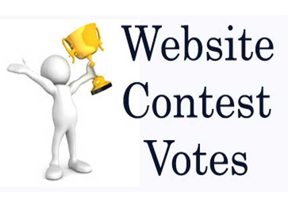 Provide you 50 best support  to you any online Website contest Vote