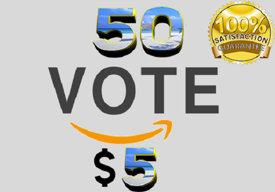 Post 50 Helpful YES/ NO Votes  for your Products Reviews