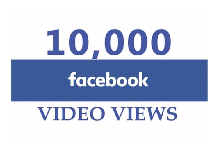 10000+ High Retention Facebook Video safe video views within 3-4 hours