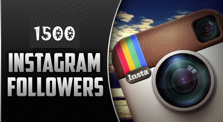 Provide you 1500+ Quality Instagram Followers