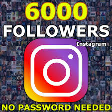 Add 6000+ Super Fast Instagram Followers within 2-3 hours