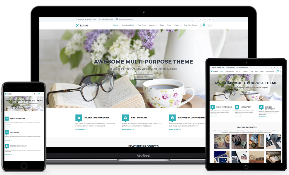 Give You Any Wordpress Premium Theme And Install It For You