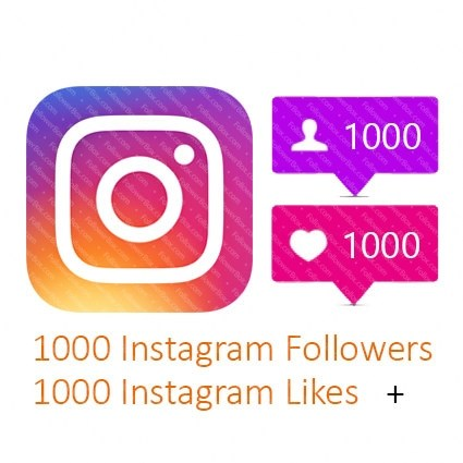 Instant 1500 Instagram Followers+1500 Likes split Over to your Photo/ post
