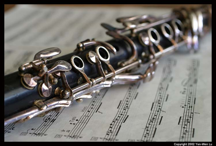 use my clarinet to record a piece of up to 10 minutes length