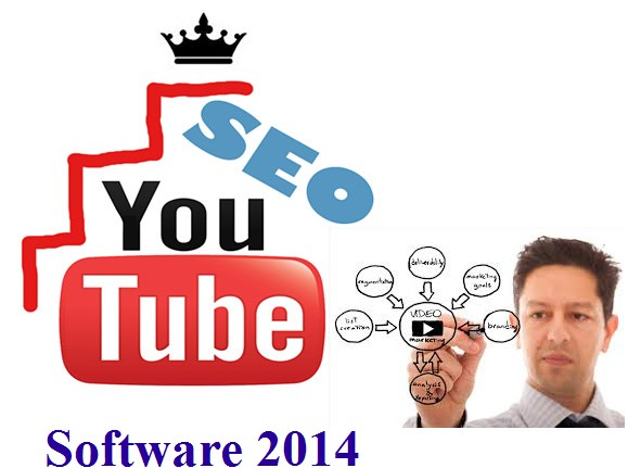 Give You Ranking Youtube Software, that will Rank Page  No.1 on Yuotube
