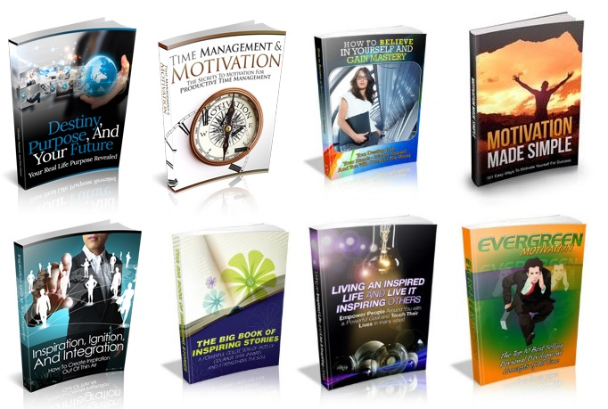 give you 20 Inspirational and Motivational Ebooks