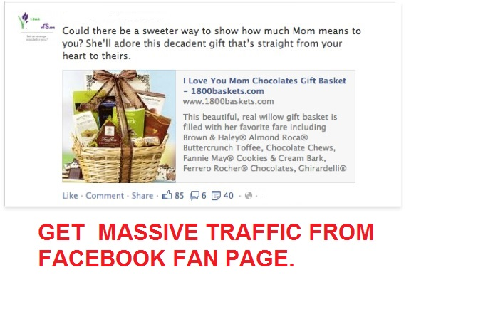 post your Link to my Active 500000 Likes Facebook Fan Pages