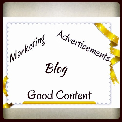 write a blog post about how great your business is!