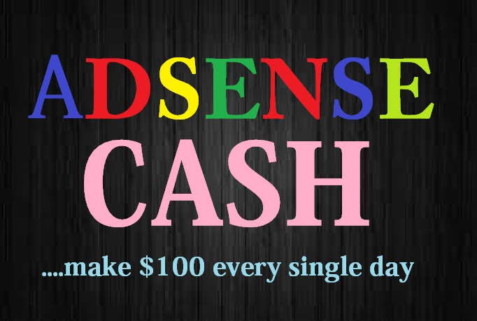 Teach You My Secret System That Generates 100 Dollars Daily With ADSENSE