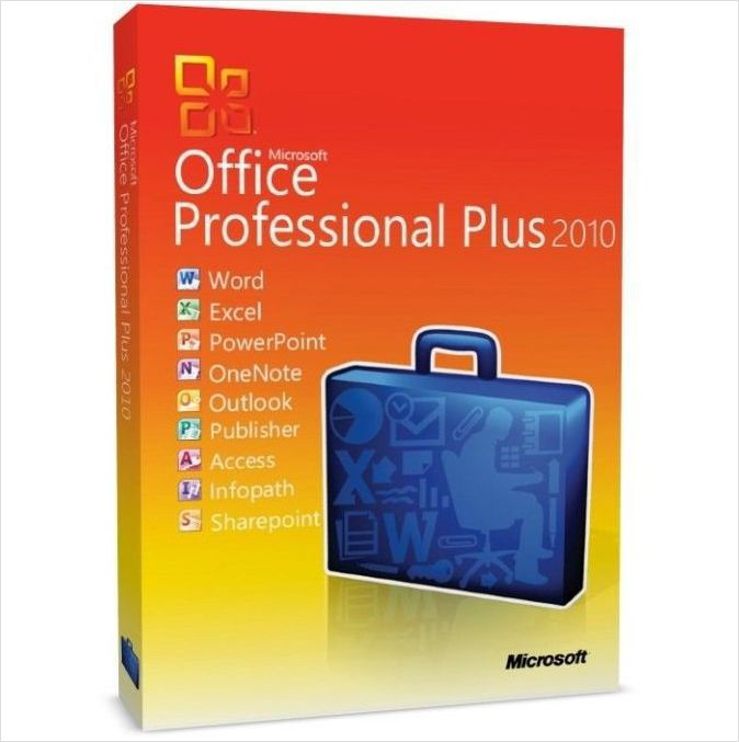 Give You Microsoft Office 2010 Professional Plus License Key
