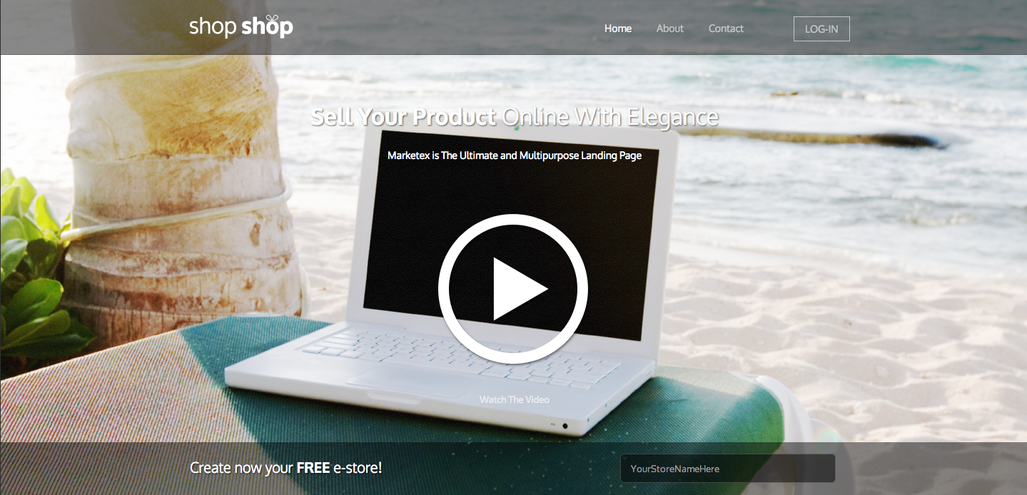 sell Online Multi-Store project (80%) completed like shopify