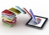 find and give any 4 eBooks from any Categories